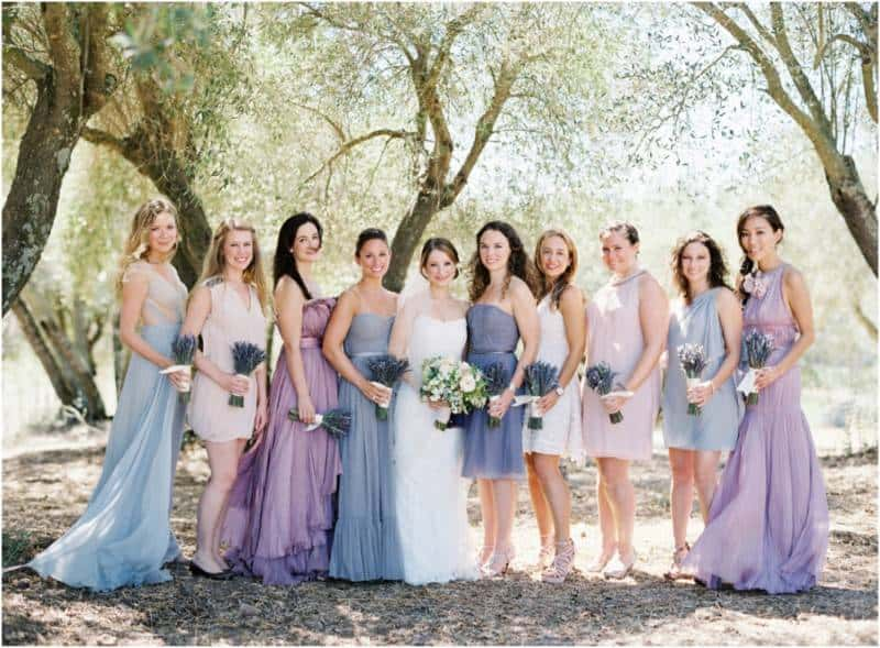Stunning 2014 Bridesmaids Dresses