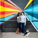 Lindsay & Tim – Colorful Merriments