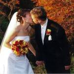 Brilliant Fall Wedding Pictures