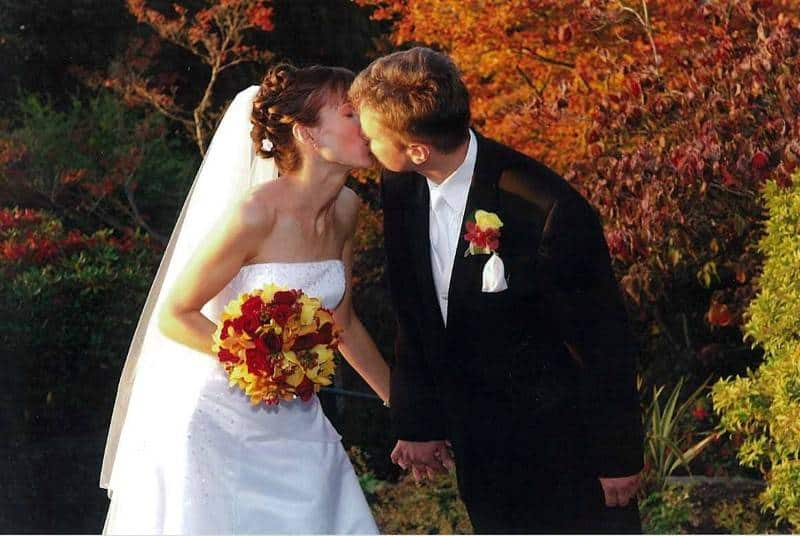 72 Brilliant Fall Wedding Pictures