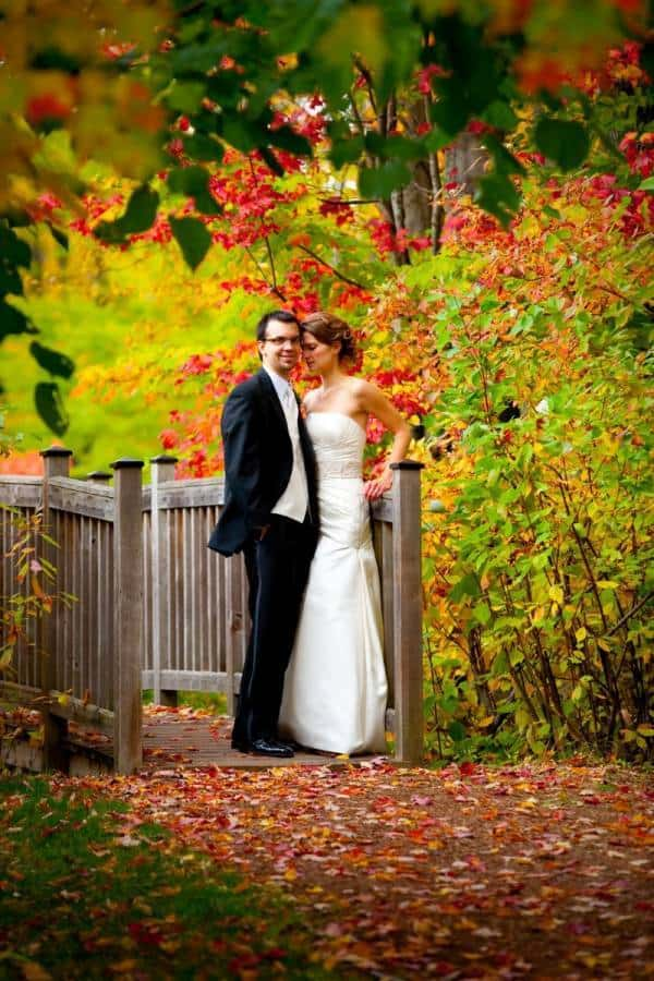 Beautiful Fall Weddings 1 Brilliant Fall Wedding Pictures