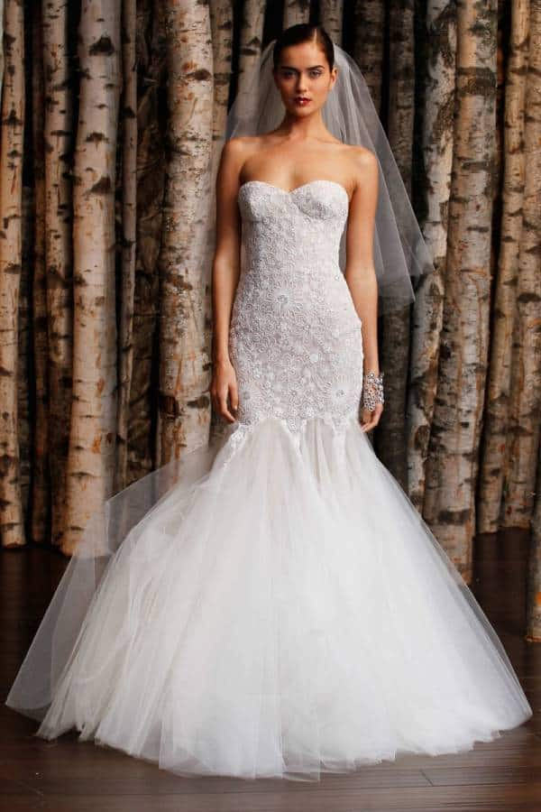 35 Upcoming Wedding Dress Trends for 2015