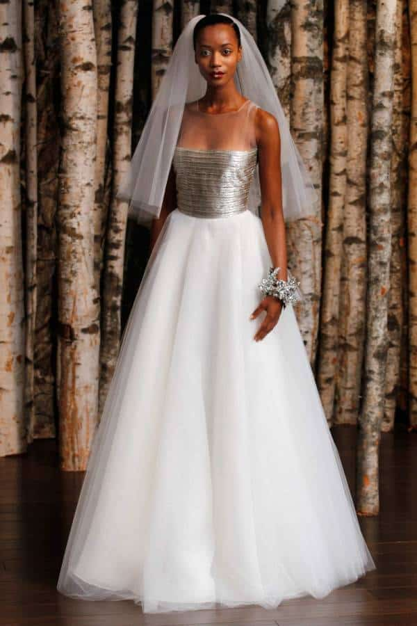 44 Upcoming Wedding Dress Trends for 2015