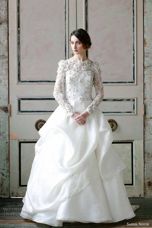 63 Upcoming Wedding Dress Trends for 2015