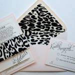 5 Ways to Incorporate Animal Print into Your Wedding
