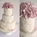 Spring Wedding Cake Designs