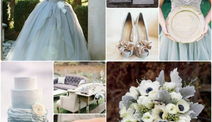 4 Stunning Neutral Wedding Color Palettes