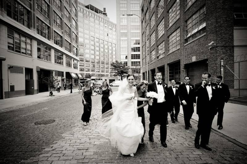 NYC Celebrity Weddings