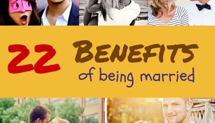 22 Benefits of Being Married: Laughs for a Soon-to-Be Bride