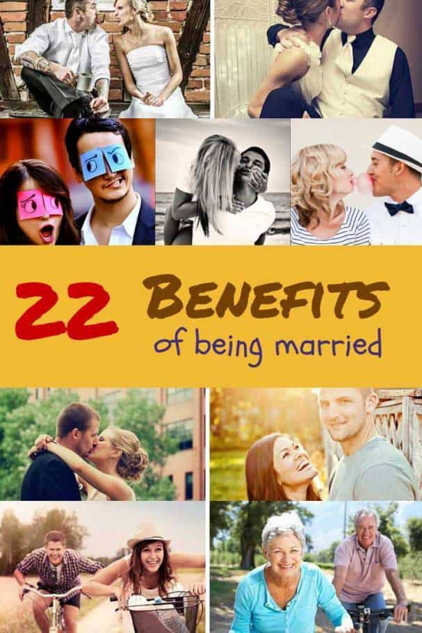 22 Marriage Benefits: Laughs for a Soon-to-be Bride