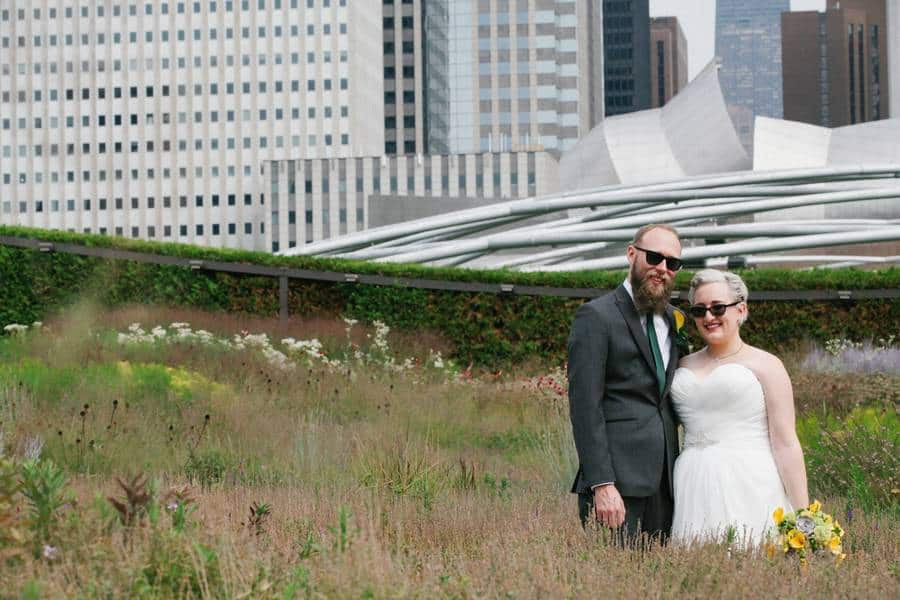 Rockin' and Rollin' in Chicago – Burke and Brazas Wedding