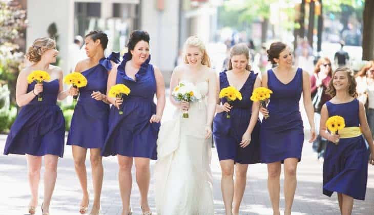 The Bride Guide: What Should You Count on Your Bridesmaids For?
