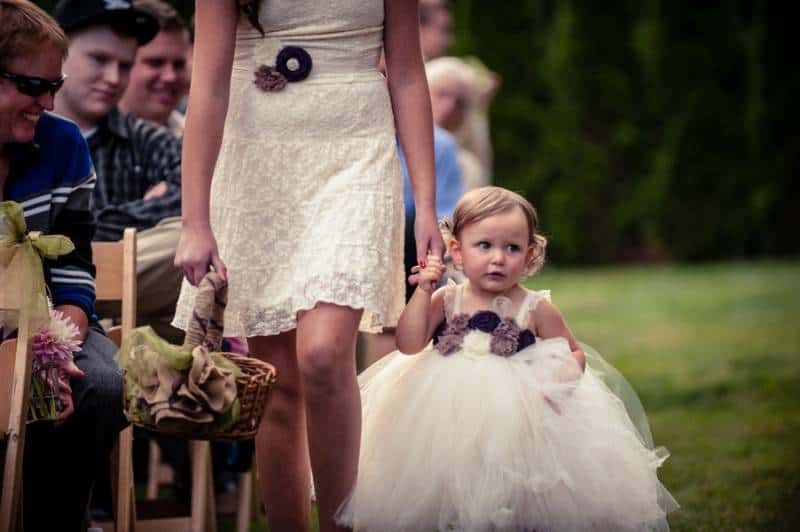 A Rustic French Country-Style Wedding