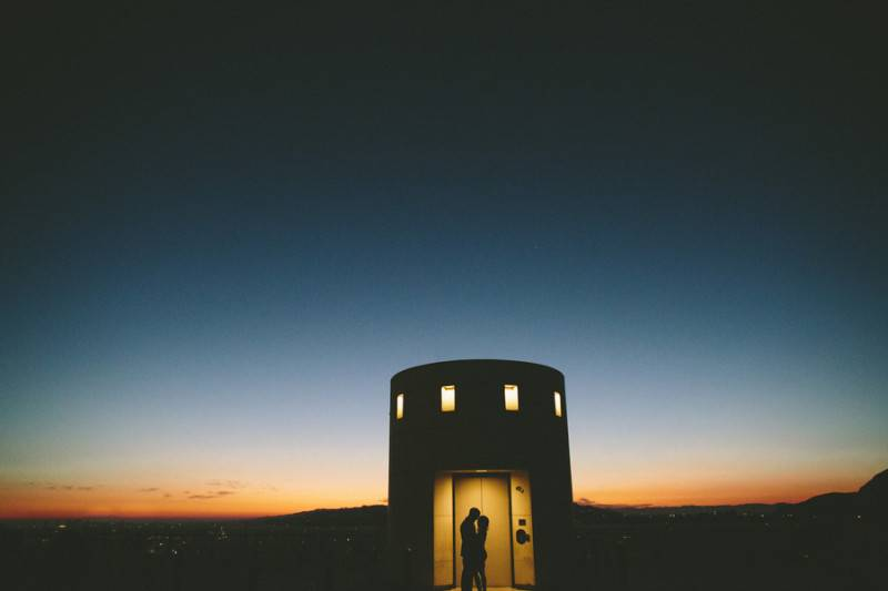 Of Sunsets and Architecture