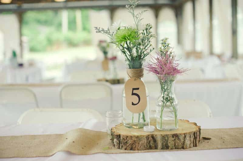 elegant-rustic-wedding-real-wedding-photos-simple-centerpieces-1.original