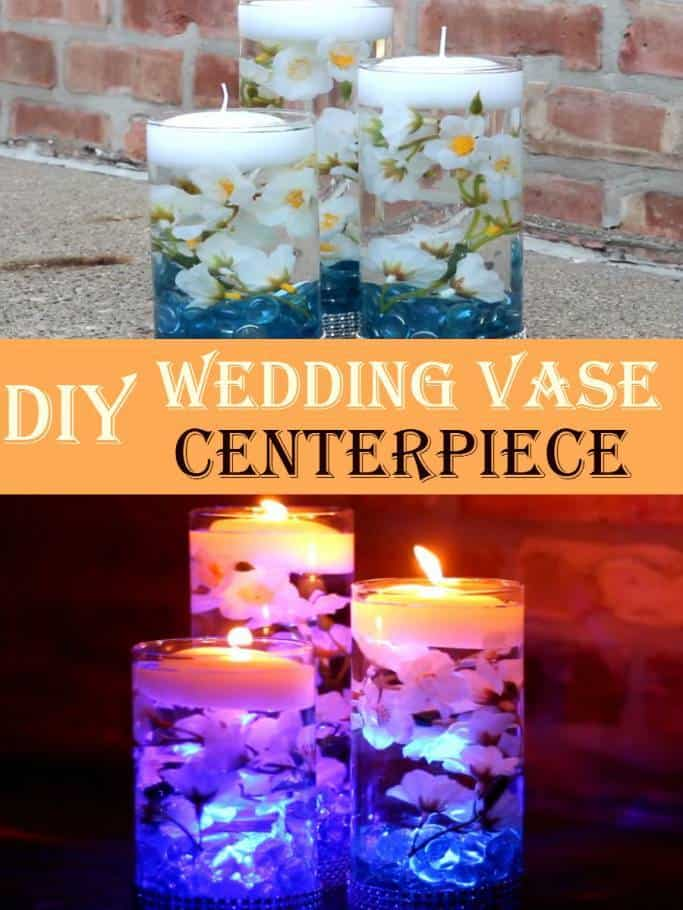 Diy vase centerpiece