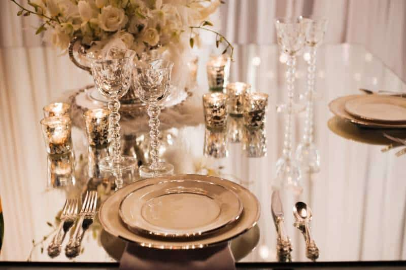 Wedding Theme Inspiration: Old Hollywood