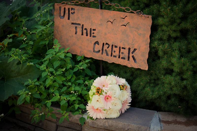 A Shabby Chic Wedding
