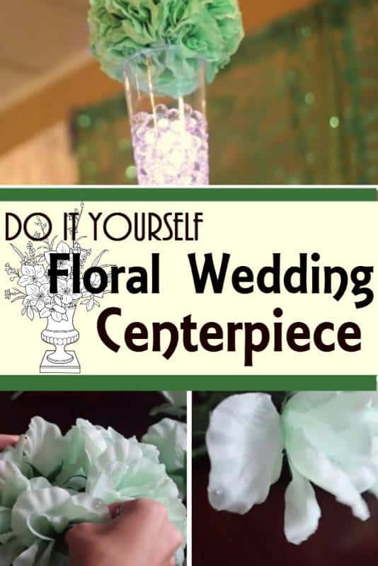 diy floral centerpiece