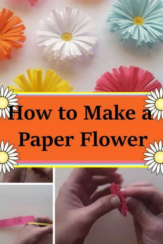 DIY Paper Flowers  – Stunning, Easy and Creative
