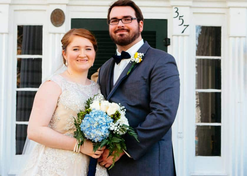 Hillary and Nick are Married: March 14th, 2015 – Dadeville, Alabama