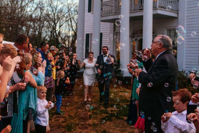Hillary and Nick are Married: March 14th, 2015 - Dadeville, Alabama
