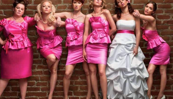 How To Pick The Perfect Bridal Party