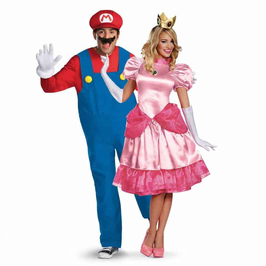 32 couples halloween costumes ideas [his and her] - inspired bride