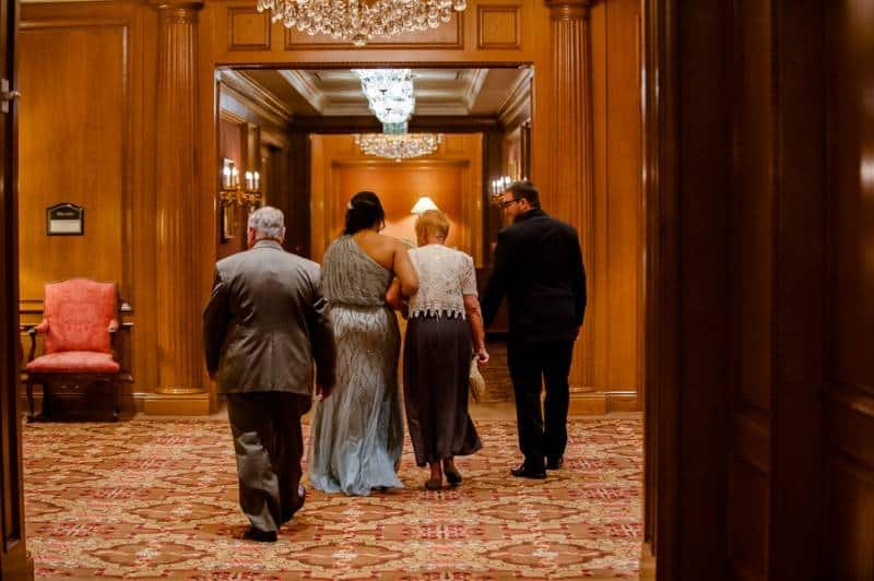 Engaged at the Grand America 6-21-2014