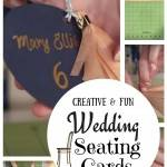 DIY Wedding Seating Cards: A Creative Way to Guide Guests to their Tables