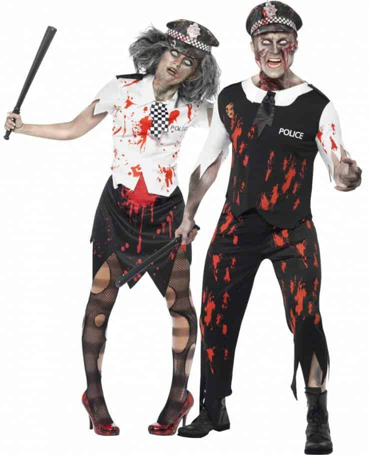 32 couples halloween costume ideas his and her inspired bride - Deguisement couple halloween ...