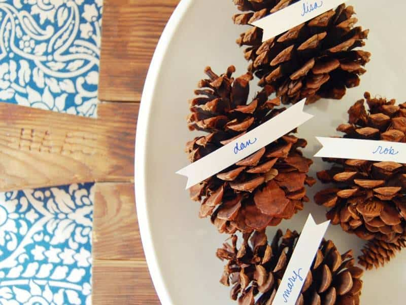 pine-cone-escort-cards-winter-wedding-ideas.full