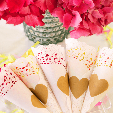DIY-Doily-Cones-Video