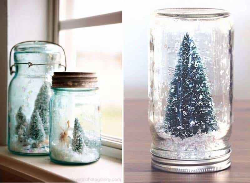 Creating a Fun Holiday Wedding Snow Globe