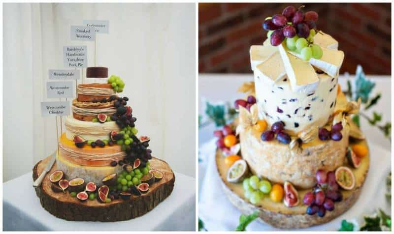 Unbelievable Ideas for a Not-So-Wedding Cake