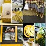 Color Palette: Yellow and Grey