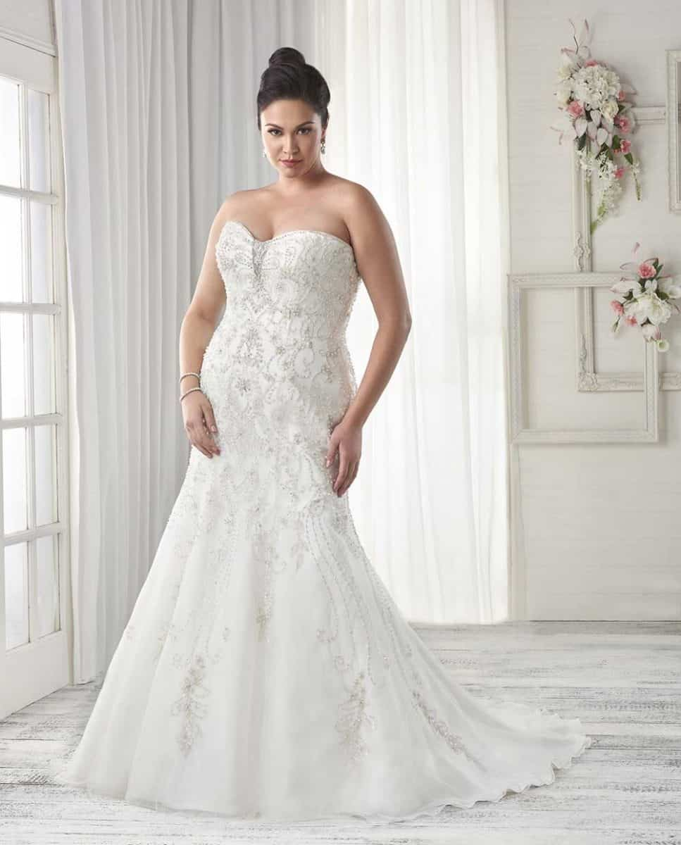Plus Size Wedding dresses - Bonny Bridal