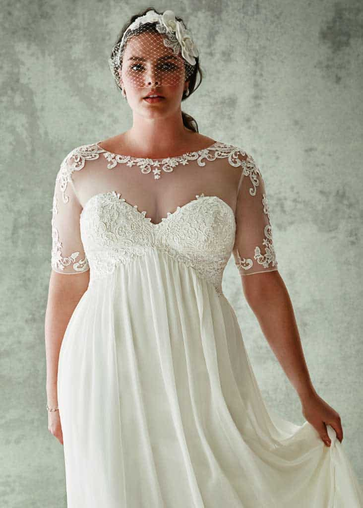 Plus Size Wedding Dresses - Davids Bridal