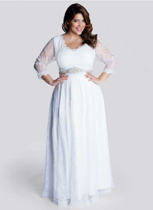 Plus Size Wedding Dresses - Igigi