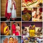 Colorful Hindu Wedding: Happiness, Harmony, and Growth