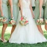 Wedding Color Palette Inspiration: Spring Green