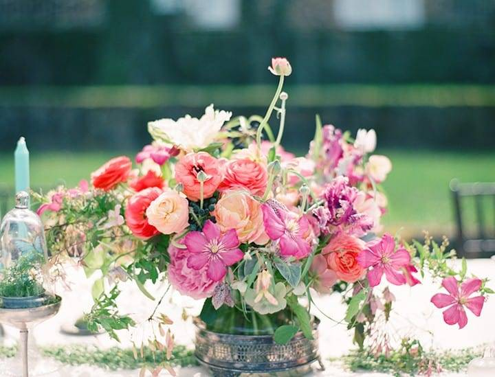 FTD.com Gives Out The Freshest Floral Centerpiece Ideas