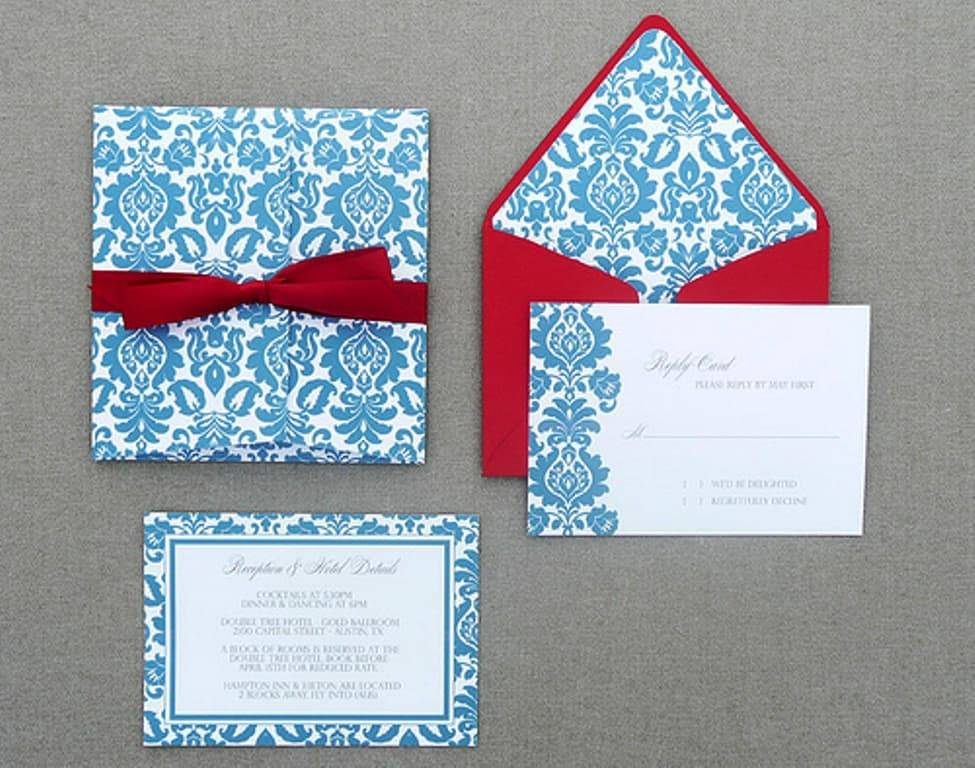 DIY Wedding Decorations For Every Budget - Pochette Invitation