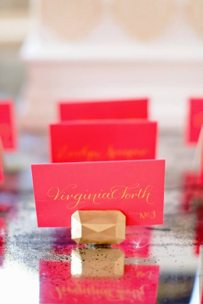 DIY Wedding Decorations For Every Budget - Golden Love Cards