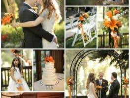 weddings fall real outdoor