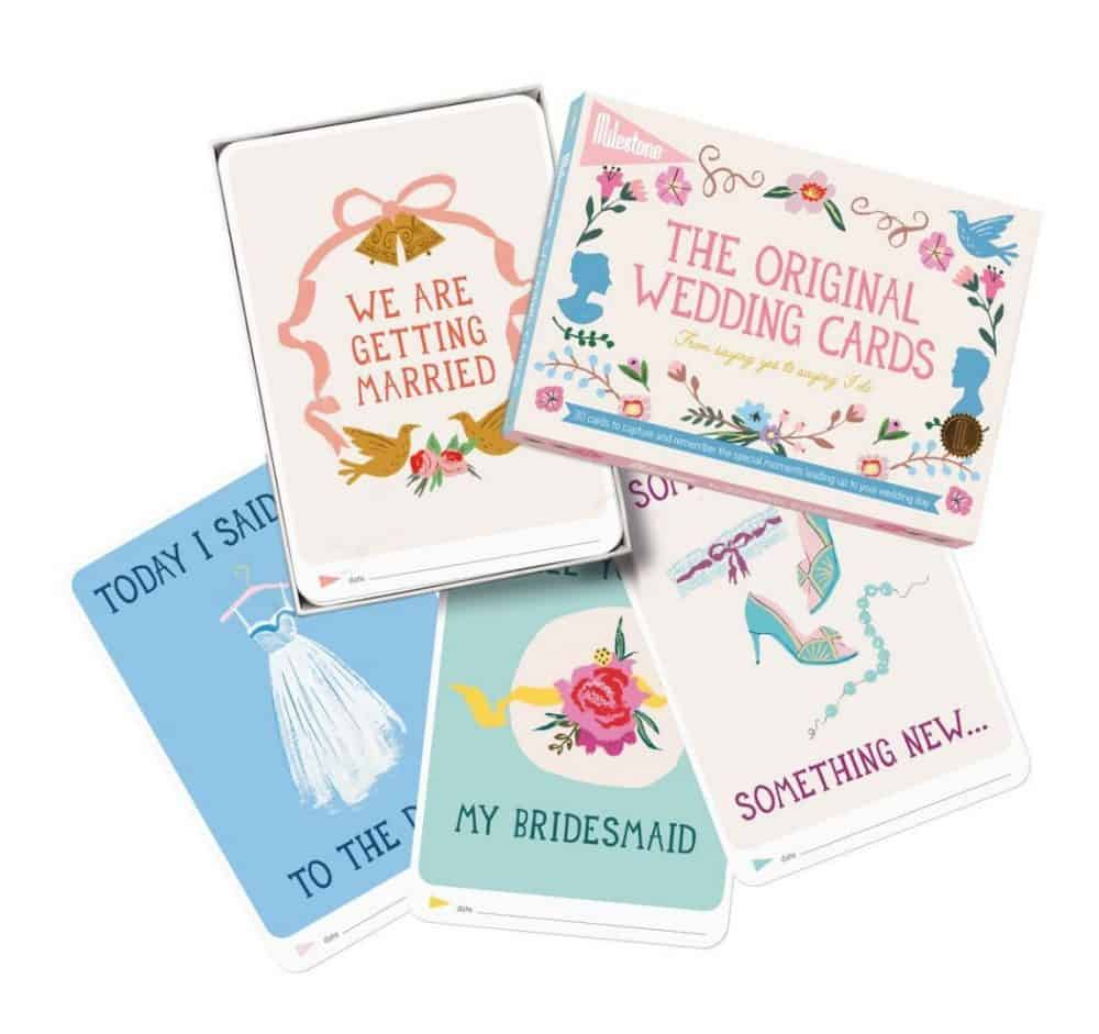 Original Wedding Cards – A Fun Lifesaver Gift Idea For Engaged Couples