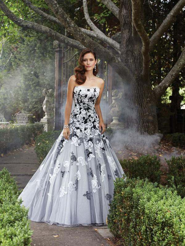 Utterly Different Wedding Dresses - Black & White