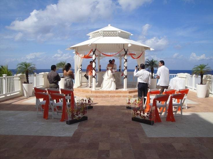 Exotic wedding destinations - Mexico