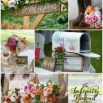 Rustic and Lusciously Romantic