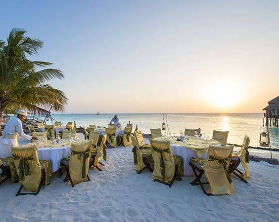 exotic wedding destinations - Zanzibar